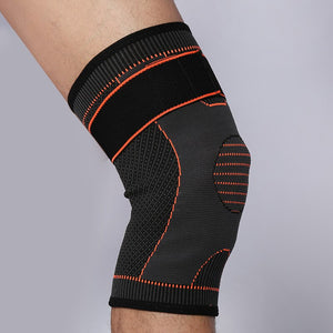 Knee Protector Fitness Running Cycling Basketball Football Knee Support Braces Kneepad Elastic Nylon Sport Gym Kneepad Bandage (free size)-[product_type]-Come4Buy eShop