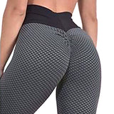 Women Leggings High Waist Dot Fitness leggins mujer High stretch sportswear ladies polyester casual Seamless Pants