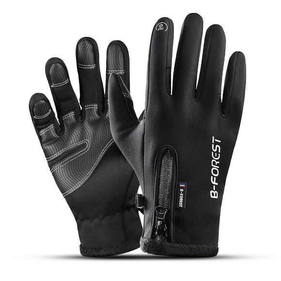 Kyncilor Fahrrad Handschuhe Bike Gloves Waterproof Touch Screen Cycling Gloves Winter Men Bycicle Glove For Cold Winter-[product_type]-Come4Buy eShop