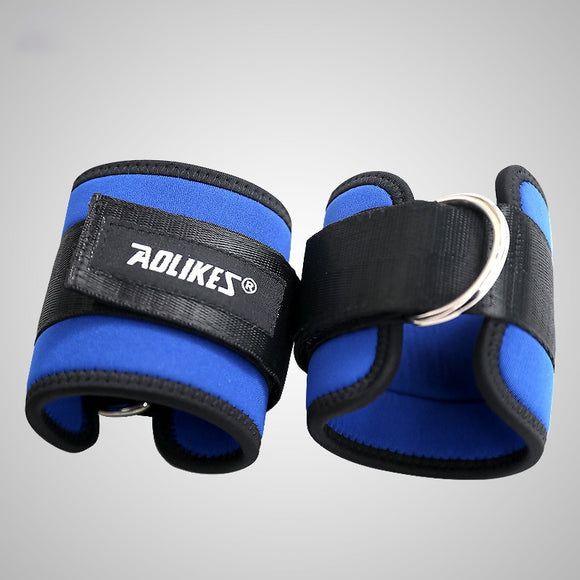 Ankle Weights D-ring Ankle Guard Strap Thigh Weight Lifting Ankle Support Legs Strength Recovery Training Ankle Protection-[product_type]-Come4Buy eShop