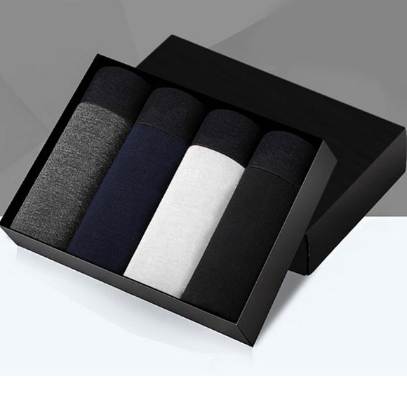 4 PCS. /pack  Male Panties Cotton