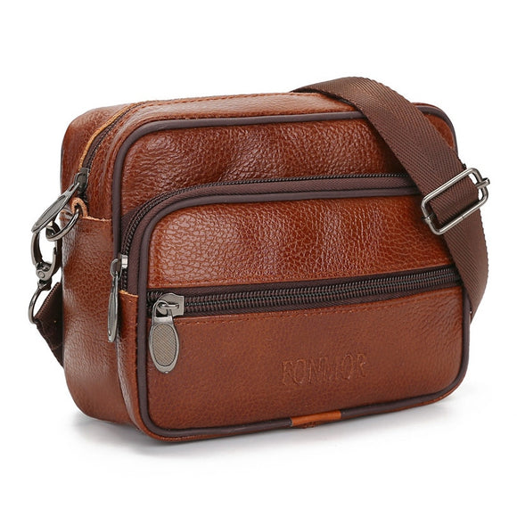 High Capacity Casual Crossbody Bags for Men
