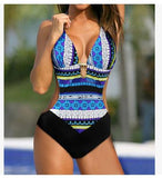 One Piece Swimsuit Trikini Swimwear Women Sexy Swimming Suit for Women Backless Monokini Hollow Out Bathing Suit Swim Wear-Women Clothing-Come4Buy eShop