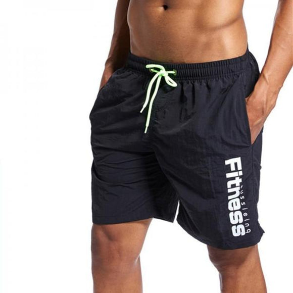 Men sports fitness Shorts Summer surfing Beach shorts Swimwear Men Boardshorts Man boxer-SWIMWEAR-Come4Buy eShop
