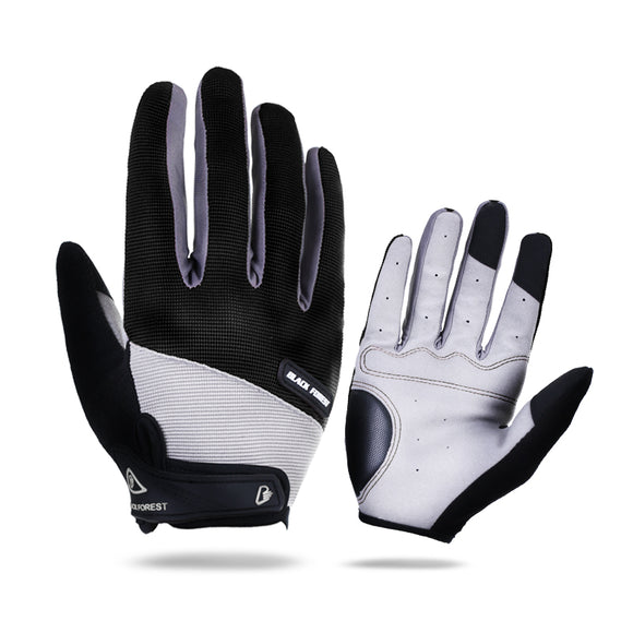 Arbot Full Finger Men Women Cycling Gloves Screen Bike Bicycle Sport Shockproof Outdoor Luvas bisiklet Black Summer Glove-[product_type]-Come4Buy eShop