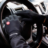 Kyncilor Guantes Mtb Bike Gloves Reflective Screen Touch Cycling Gloves Winter Men Bycicle Glove For Cold Winter Women Men Glove-[product_type]-Come4Buy eShop