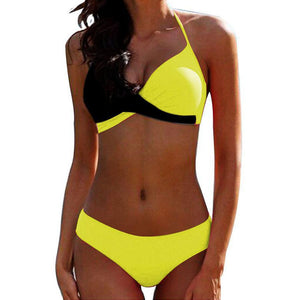Sexy Bikini Push Up Swimwear Women Bathing Suit Plus Size Bikinis Set XXXL-SPORT-Come4Buy eShop