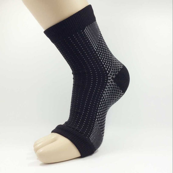 Compression Foot Sleeve Heel Arch