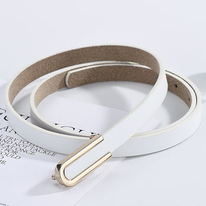 Fashion Thin belt Straps