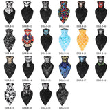 Skull Ghost Balaclava Headband Motorcycle Moto Neck Gaiter Face Shield Tube Scarf Motocross Biker Bandana Head Mask Men Girls-Motorcycle Face Mask-Come4Buy eShop