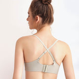 Seamless Bra comfortable without steel ring