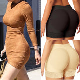 Hip Shapewear Butt Lifter Underwear  Tummy Body Shapers Control Panties Boyshorts