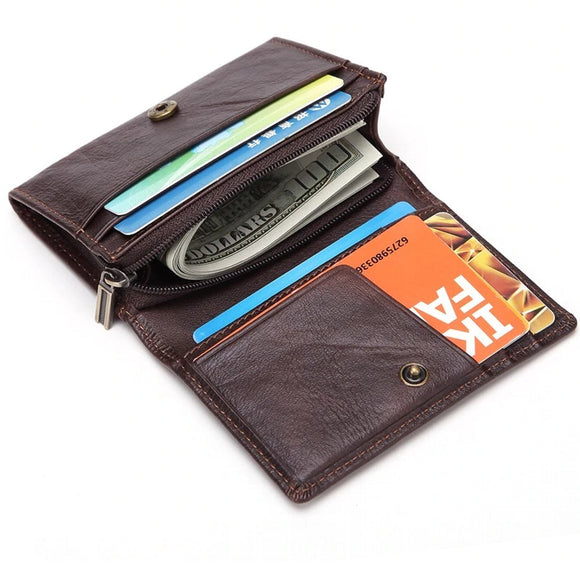 Coin Wallet Unisex Purse