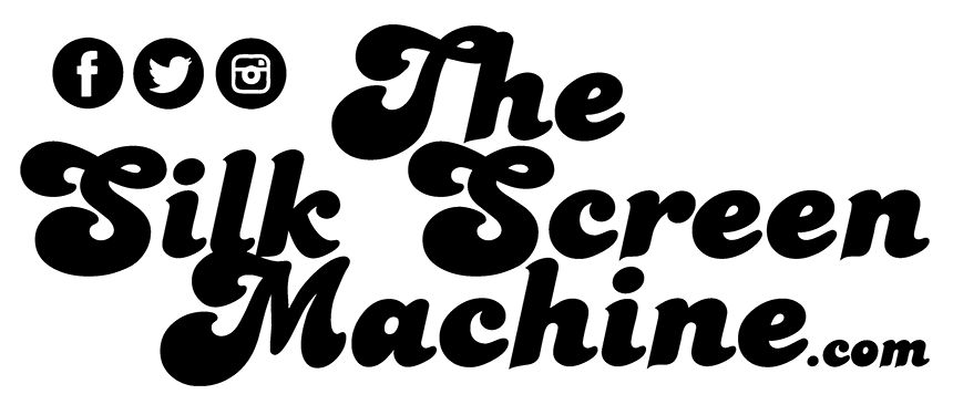 The Silk Screen Machine