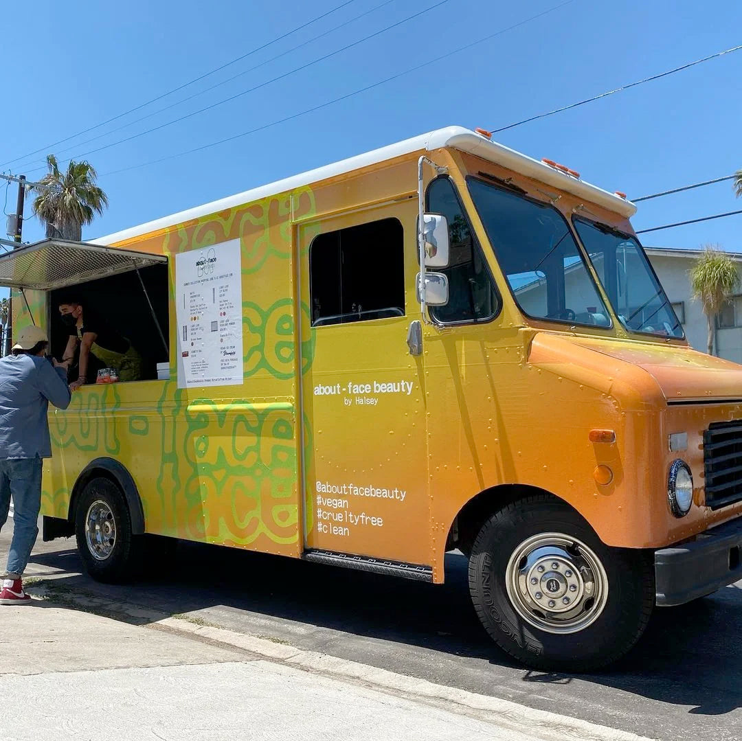 Los Angeles experiential marketing truck