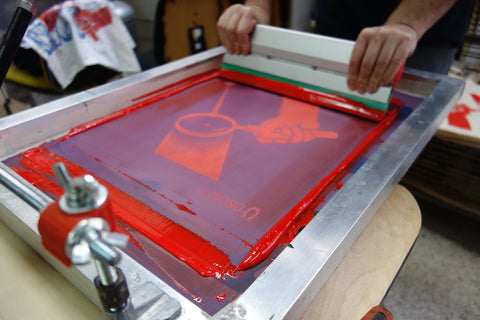 How to screen print for profit