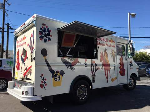 Experiential Marketing custom vehicle truck wrap