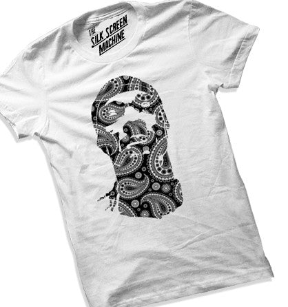 Snoop Paisley T-shirt