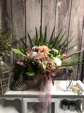 Load image into Gallery viewer, local florist Sympathy wedding fresh flowers event florist birthday same day flower delivery tri-cities pitt meadows vancouver maple ridge langley surrey bouquet west coast new westminster