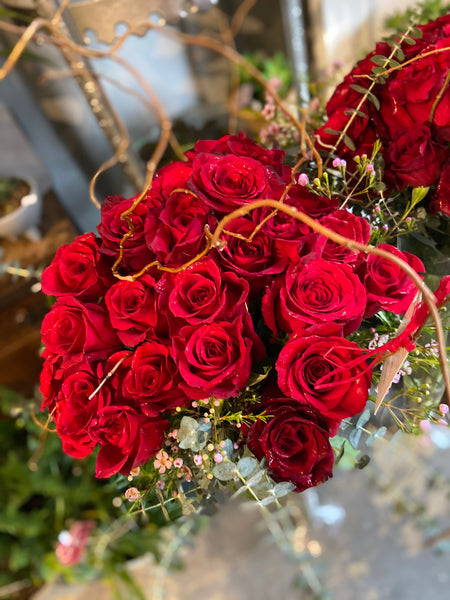 The Ultimate - 3 dozen Red Roses