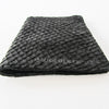 Black Fish Leather Cardholder