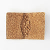 Sand Coloured Fish Leather Cardholder