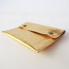 Golden Leather Oyster/Metro Cardholder