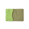 Green Salmon Fish-leather Cardholder