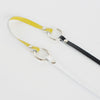 Keyfob Black/White/Yellow