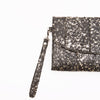"Clutch Black/White ""Sedna"""