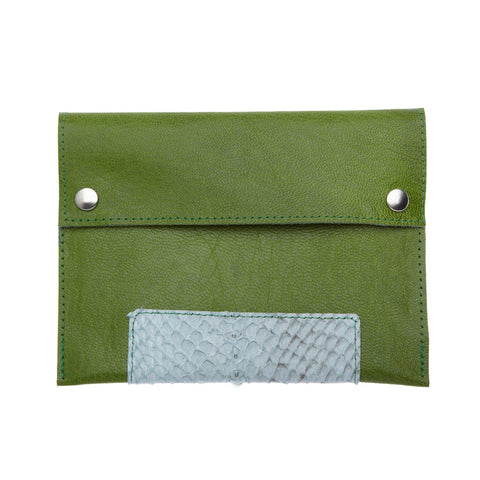 Purse Green / Light Turquoise