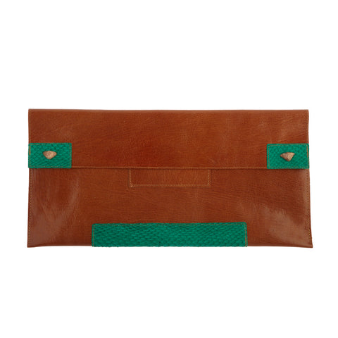 Clutch Brown / Green - Special Edition
