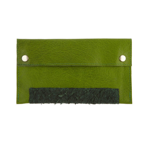 Purse Green / Dark Green