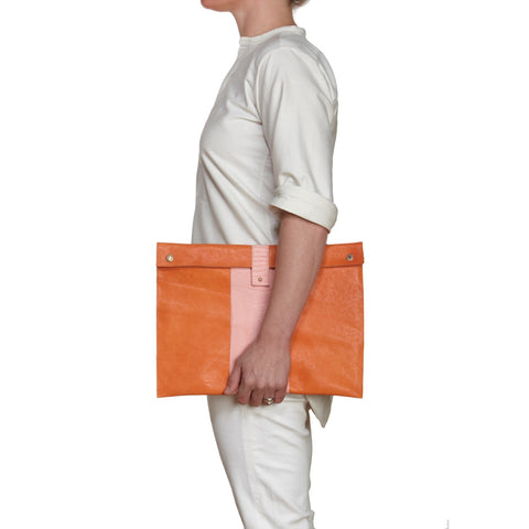 Laptop bag Orange -  Special Edition