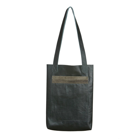 Shopper Dark Green