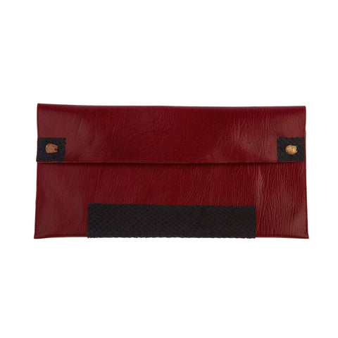 Clutch Burgundy / Dark Blue - Special Edition