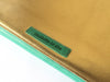 TURQUOISE LEATHER LAPTOP SLEEVE 13""