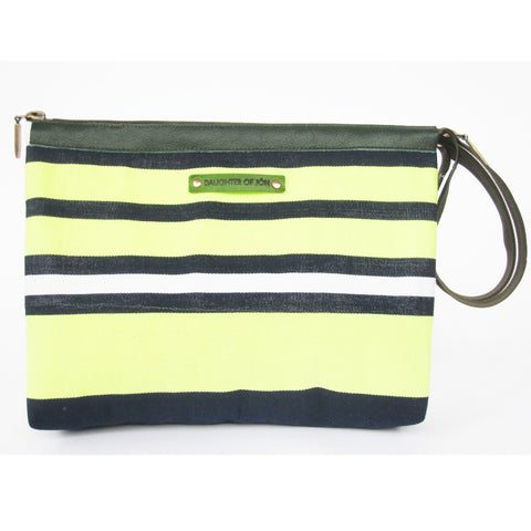 Wristlet Vienna Yellow
