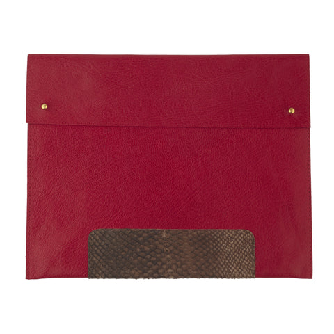 IPad Sleeve / Red