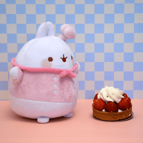 Peluche - MOLANG Chef