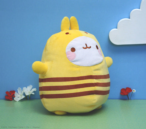 Peluche Super Douce MOLANG Abeille