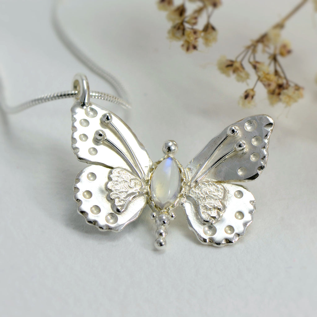 Moonstone butterfly