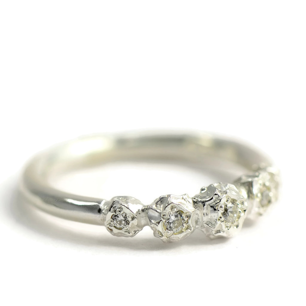 peppercorn eternity ring