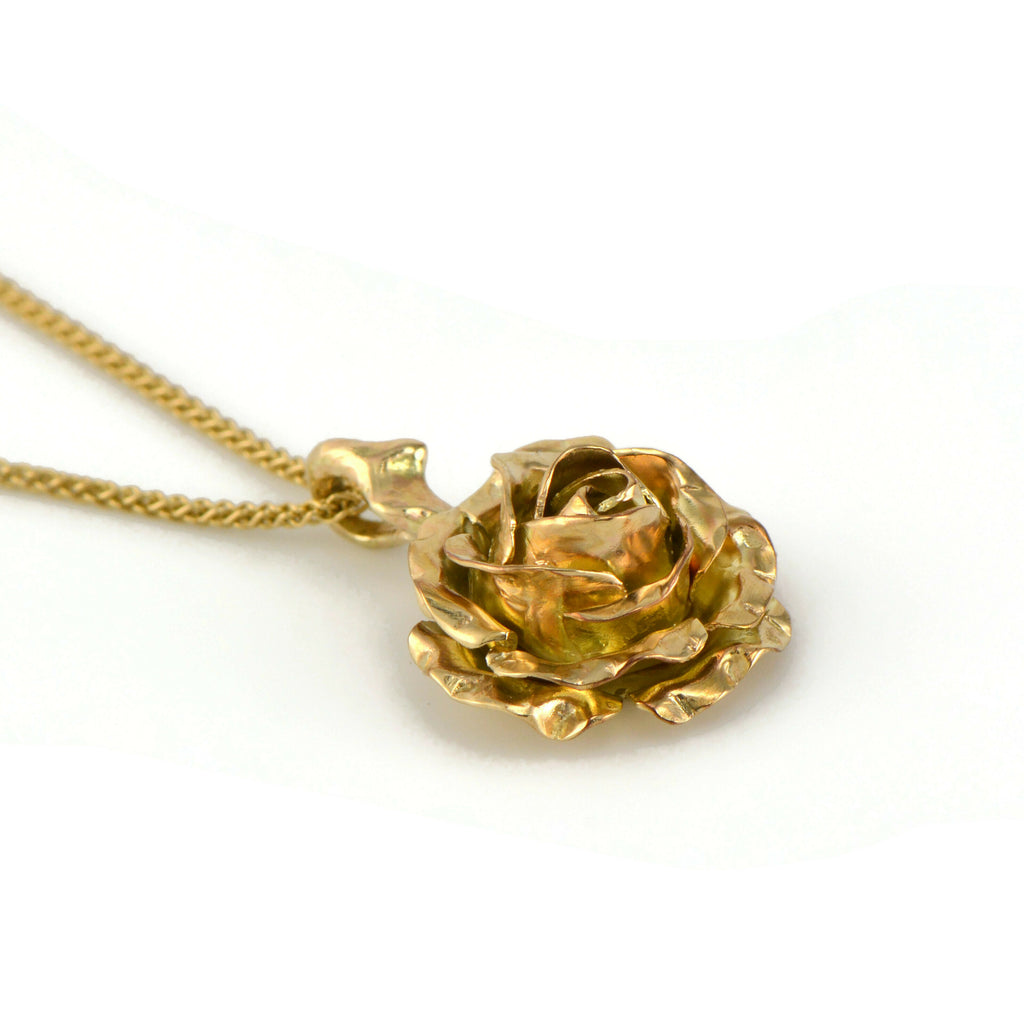 Fairtrade gold roses