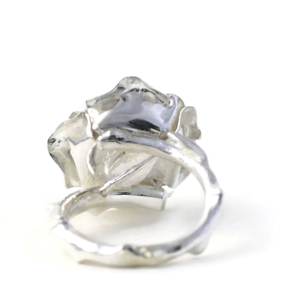 twig and leaves  ring