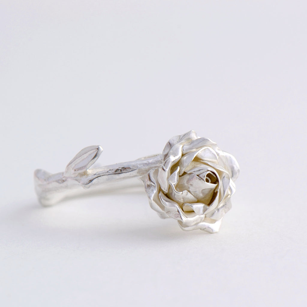 delicate rose ring