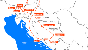 THE BALKAN EXPRESS