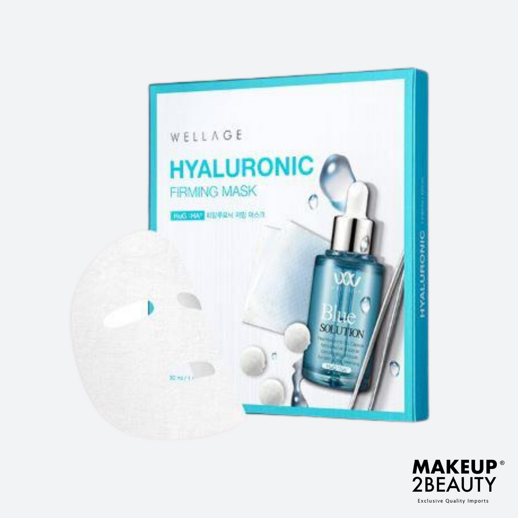 WellageHyaluronic Firming Mask - Single Pack