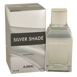 Silver Shade Eau De Parfum Spray (Unisex) By Ajmal