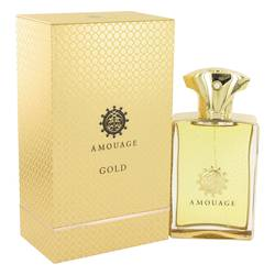 Amouage Gold Eau De Parfum Spray By Amouage